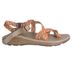 Chaco | Men's Tan / Orange Z Cloud 2 Sandals